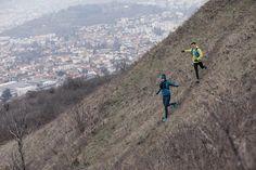 Running downhill   Salomon Outdoor Brands, Trail Running, Comebacks, Climbing, Mount Everest, Mountains, Travel, Viajes, Mountaineering