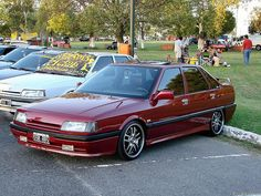 Renault 21 Turbo Alpine Renault, Nissan Skyline, Old Cars, Cars And Motorcycles, Peugeot, Vintage Cars, Porsche, Classic Cars, Automobile
