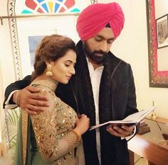 Defining the Grace of Punjabi Suits Wedding Couple Poses, Couple Posing, Wedding Pics, Couple Pics, Couple Shoot, Kurta Pajama Punjabi, Punjabi Suits, Couples Images, Cute Couples