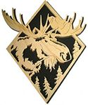 Moose Diamond Project Pattern