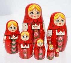 nativity matryoshka dolls - Recherche Google