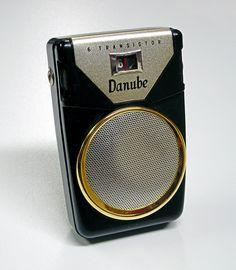 Danube 6 Transistor Radio