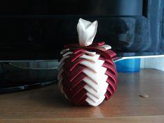 Bouble ribbon / Bombka wstążka