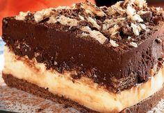 Aprenda a preparar uma deliciosa receita de Torta Gelada de Bis