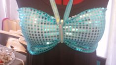 2013 FD Annual Show - Clare's Blue  covered bandeau