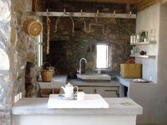 House in Serifos Island, Greece