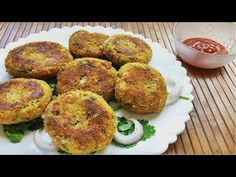 Rice Cutlets using Leftover Rice | Indian Snack Recipe | चावल के कटलेट्स - YouTube