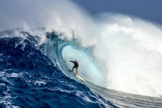 Just because they didn't hold the BWWT contest doesn't mean that Jaws held back. Photo: Noyle