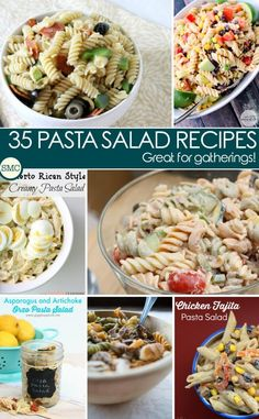 Easy Pasta Salad Recipes Perfect for Potlucks and Simple Dinners