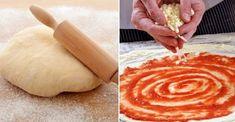 Těsto na pizzu jaké nemá konkurenci, úžasné jako z Itálie recept – iRecept