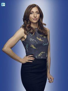 Chelsea Peretti as (Gina Linetti) #Brooklyn99 Season 3