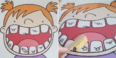 Jeu pour apprendre à se brosser les dents