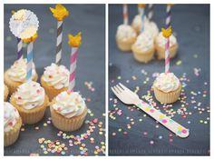 Konfetti Cupcakes  Confetti Cupcakes