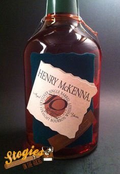 Henry McKenna Single Barrel Bought a bottle today!