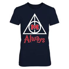 Ole Miss Rebels - Deathly Hallows
