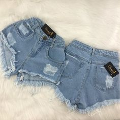 Healthy easy breakfast ideas to lose weight diet food list Trendy Outfits, Summer Outfits, Fashion Outfits, Womens Fashion, Hotpants Jeans, Denim Shorts, Look Con Short, Feminine Style, My Outfit
