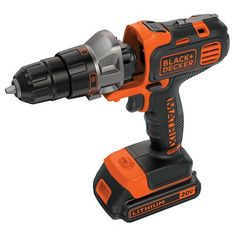 in Shop Tools and Hardware:  Power Drill Driver.  Lightweight lithium battery holds charge for up to 18 months.  Quick connect system makes changing attachments for any project swift and easy.  http://farmersmarketonline.com/shoptools.htm