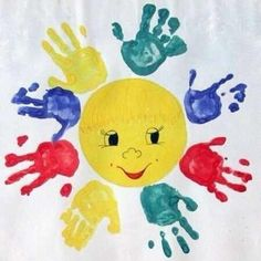 on March 23 can find Summer crafts and more on our on March 23 2020 Toddler Crafts, Crafts For Kids, Arts And Crafts, School Projects, Art Projects, Peace Poster, Christian Crafts, Footprint Art, Baby Footprints