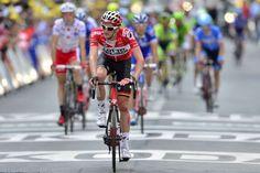Tour de France etappe 7