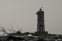 Lighthouse Mangiabarche Calasetta