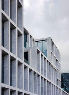 C.F. Møller Architects, Adam Mørk · Bestseller office complex · Divisare