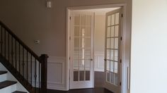 1st Floor Office, View from Dining Room Entrance