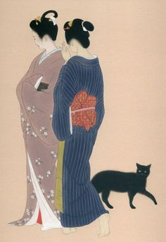 Murata Ryouhei (1977-) 村田涼平 cover illustration for the novel 黒船秘恋 (Kurofune* Secret Love) by Murota Reiko 諸田玲子、2009
