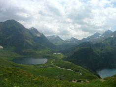The Piora Valley , Ticino, Switzerland