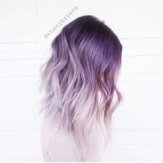 Inspired by and the color pallets she did on ! All of my clients have been asking for this color lately! You're amazing by theniksters Vivid Hair Color, Hair Color Purple, Cool Hair Color, Purple Ombre, Dip Dye Hair, Dye My Hair, Color Fantasia, Red Brown Hair, Neon Hair