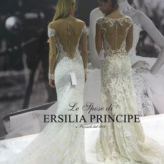 #lesposediersiliaprincipe #ersiliaprincipe #moda #abiti #dress #matrimonio #sposa #bride #tuttosposi #fiera #wedding #campania