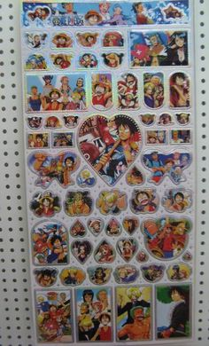 One Piece Sticker OPST5531