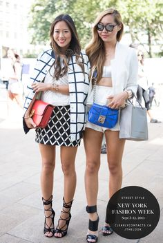 Ny Fashion Week Spring 2014 On Pinterest New York Fashion Street Style And Fashion Bloggers