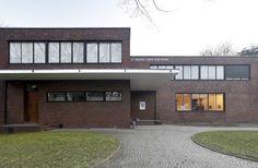 Esters & Lange Krefeld House, Mies Van Der Rohe