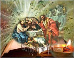 Vidas Santas: Evangelio Abril 14, 2014