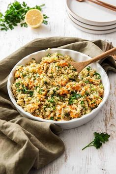 Learn how to make this delicious Sweet Potato Quinoa Salad. This gluten-free and vegan salad is flavoursome and so easy to prepare. Ideal lunch or side dish. Head to the blog to get more details and the recipe. Sweet Potato Quinoa Salad #quinoasalad #quinoarecipes #glutenfreesalad #sweetpotatorecipes #saladrecipes #easyrecipes #appetizerrecipes #itsnotcomplicatedrecipes #cravecookconsume itsnotcomplicatedrecipes.com Couscous Recipes, Salad Recipes, Side Dish Recipes, Side Dishes, Clean Eating Recipes, Cooking Recipes, Sweet Potato Quinoa Salad, Sweet Potato Recipes, Bulgur