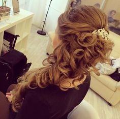 formal hair style for girls vintage bridal hair bridal hairstyle and wavy 8031 | f91996b293d24e8031cd5389c26d8336
