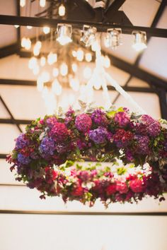 <3 HYDRANGEA WREATH - Floral design: Coco Fleur Events - Dallas Wedding from Colette Creative + Taylor Lord Photography