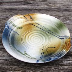 Irish Pottery Round Serving Platter & Square Serving Dish with Handles | Pottery Irish pottery and 30 years