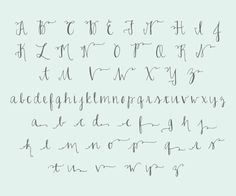 Fake calligraphy font :: Joelle Charming from A Charming Occasion and Something Charming