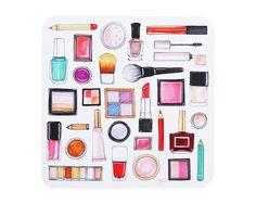 Makeup Guru Coaster Set