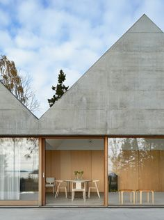 Summerhouse Lagnö in Stockholm, by Tham & Videgård Arkitekter.