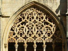 Royal Cloisters,  Batalha Monastery  http://en.wikipedia.org/wiki/Batalha_Monastery