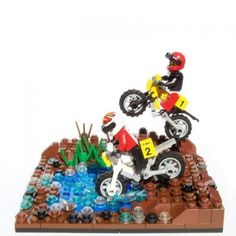 Motocross: A LEGO® creation by Noddy ... : MOCpages.com