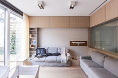 Um apartamento funcional como um barco - Fernanda Massarotto : Ela