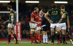 This was only the third time Wales have beaten South Africa in 110 years and was a record win against them as well.
