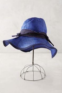 Yestadt Millinery Sunnyside Floppy Hat #anthroregistry