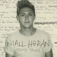 This Town by Niall Horan.  Oh my gosh, this is the best song ever.  It's so amazing and so cute sounding!