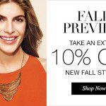 Fall Beauty Sale!!!