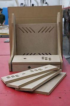 T molding cuts included mdf bartop arcade cabinet do it mdf bartop arcade cabinet do it yourself kit pinterest arcade solutioingenieria Choice Image
