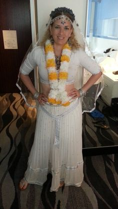 Jennifer Velasco debuts her handmade Willie Scott cosplay to celebrate the  30th Anniversary of INDIANA JONES AND THE TEMPLE OF DOOM at San Diego  ComicCon ... 1e7388d2e23